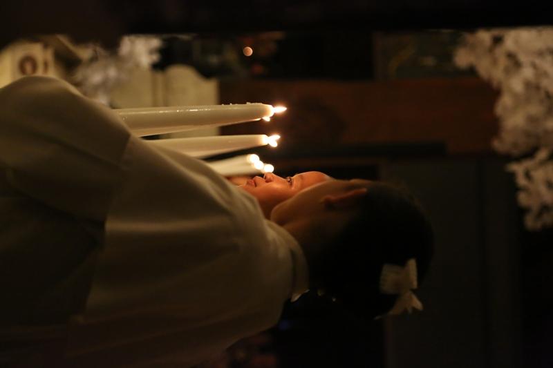 REKOLEKSI CALON PESERTA SAKRAMEN KRISMA