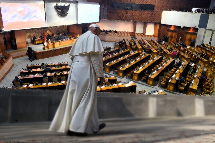 Paus Fransiskus: Jangan Diam! Umat Katolik Harus Bergerak